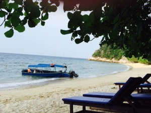 Perhentian and its pelagic blues!