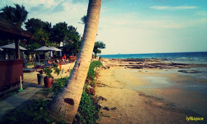 Krabi shores....