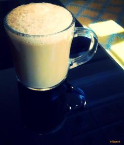 Morning cheers with Teh Tarik!