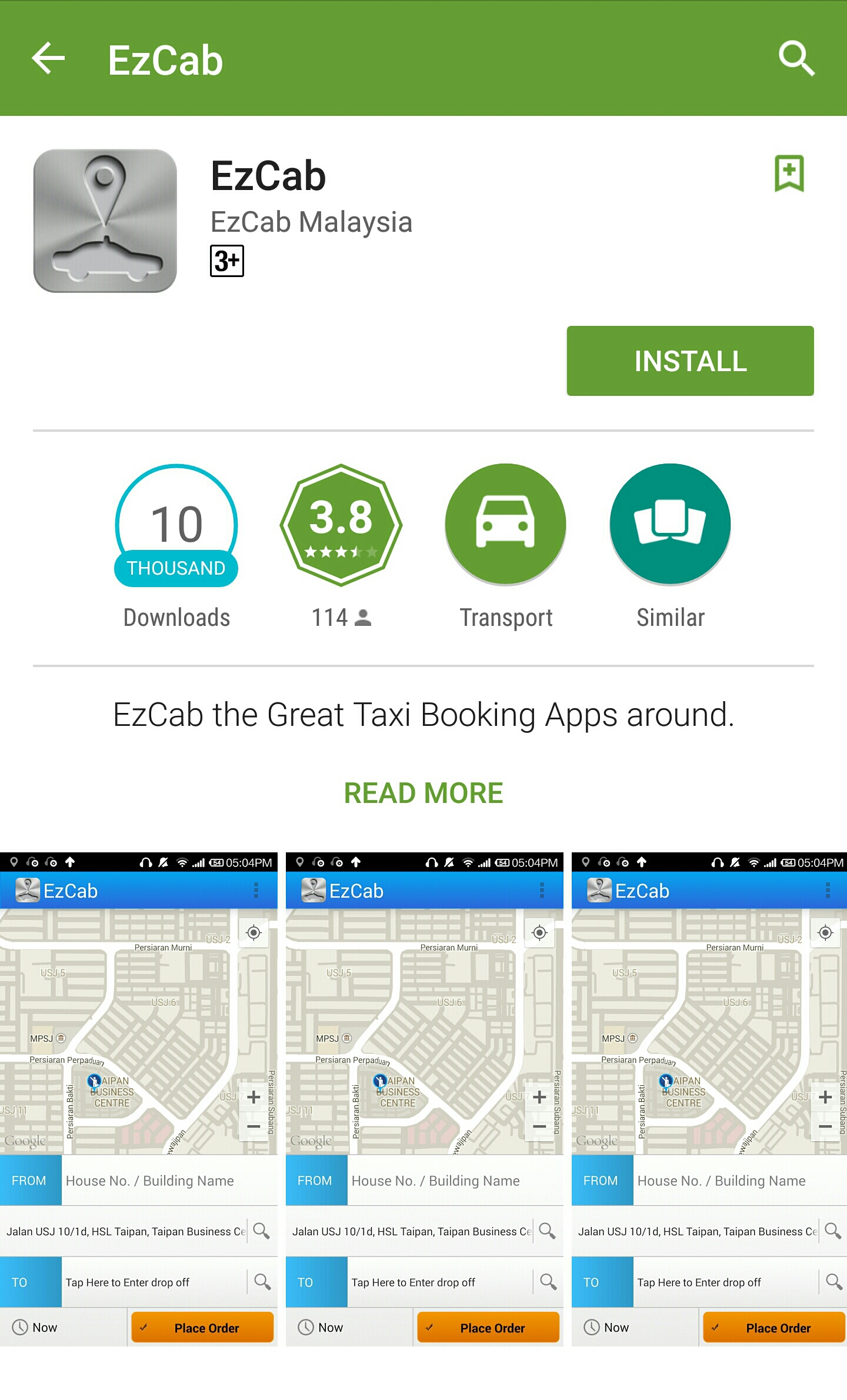 Top 5 Taxi Apps – Malaysia – Lyf&Spice