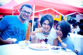 Bangalore Food Truck + Music Festival 2016