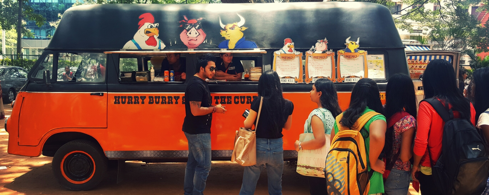 Mount Carmel College Food Truck Fest