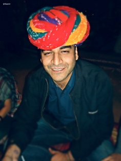 A turban moment at Jaipur