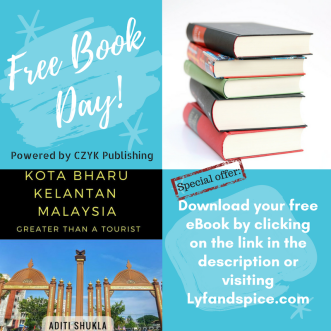 Free Book Day poster