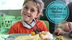 Indian Food at Malacca-