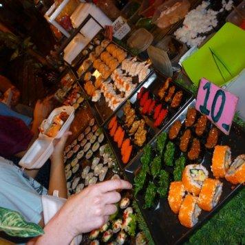 sushi CM