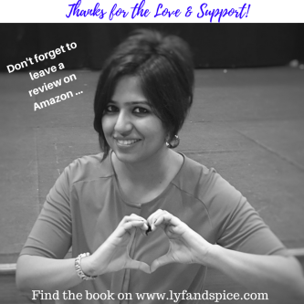Thanks for the Love & Support!