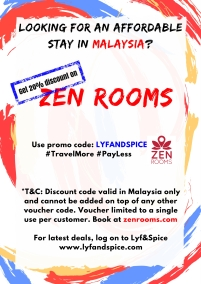 Zen Rooms discount code
