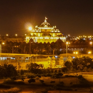 Akshardham_night