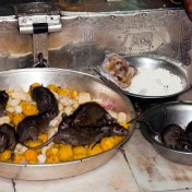 Karni-Mata-temple-rats-eating-food