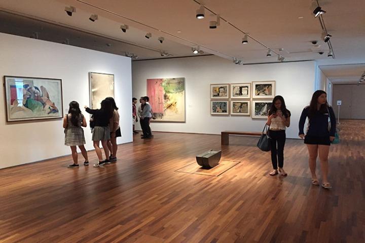 Art Scene of Singapore