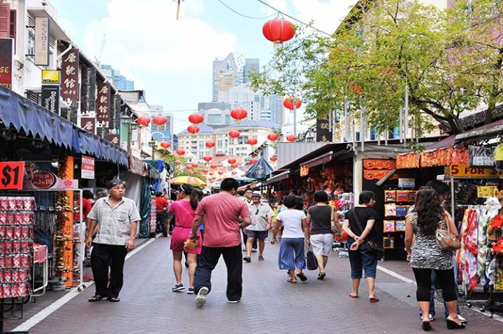 China Town, Singapore(Townships of Singapore)